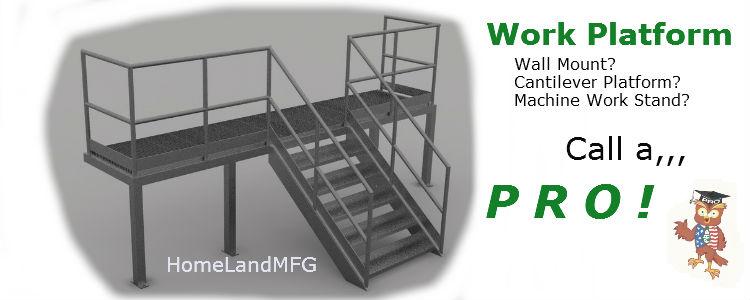 work platform a