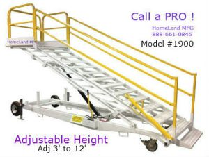 Aircraft Maintenance Platform 15F1900