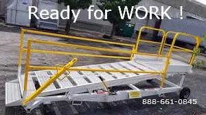 side exit ladder