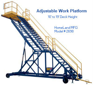Adjustable work platform, 15F2698_maintenance_stand-lg