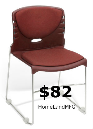 320 stacking chair