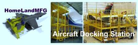 Aircraft Maintenance Stands, We Have Correct Platform for Any Application