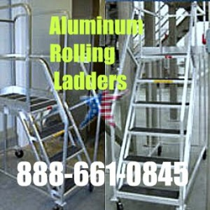 aluminum ladder any size