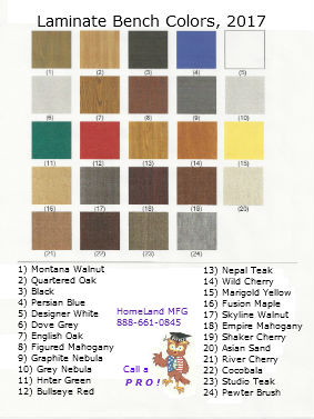 Barricks Color 2017