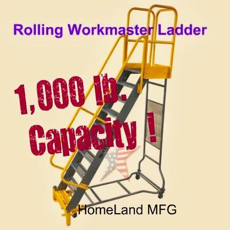 Cotterman ladders