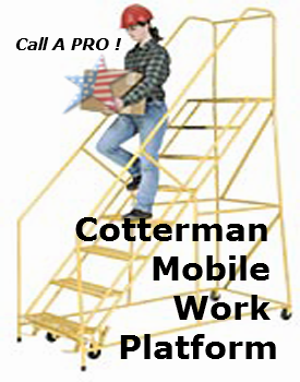 Cotterman-rolling-Ladders
