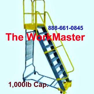Cotterman-rolling ladder