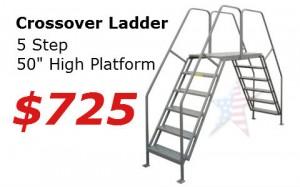 Crossover ladder (4)