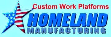 Custom Work Platform x