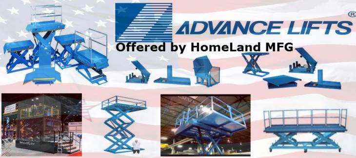 advance lifts Dock_lift