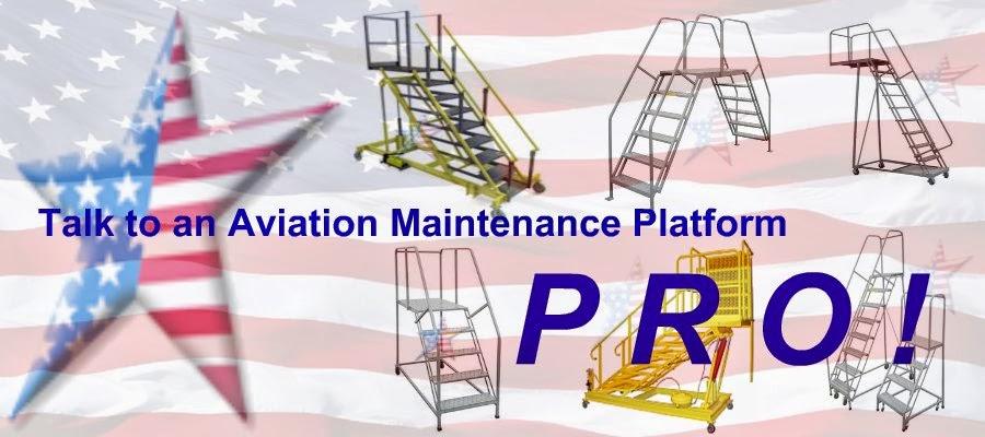Helicopter Maintenance Platform,