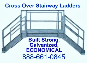 Cross over stairway for electricial or plumbing