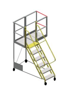 Work platform custom builders