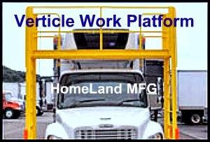 Reefer Truck Maintenance Platform