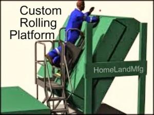 Rolling Ladder 7