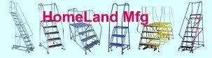 Rolling safety ladder1