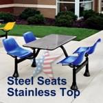 Steel Seats-Tops