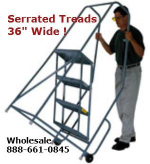 Tilt  Rolling Ladder