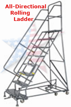all-directional-rolling-ladders