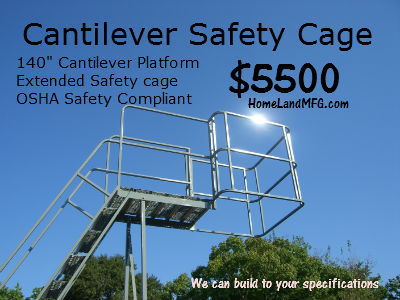 cantilever fall safe
