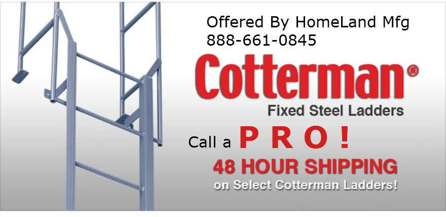 cotterman- ladders