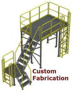custom work platform