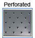 perforated tread