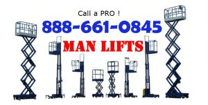 man-lift