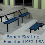 Plymold Bench Seating