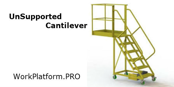 unsupported-cantilever-ladder