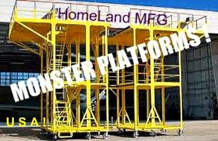Monster Work Platforms
